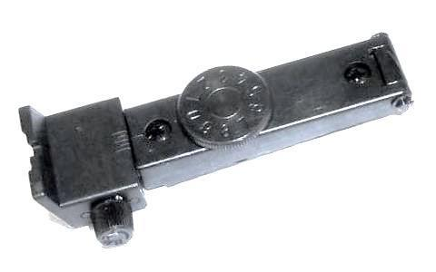 Diana Rear Sight #30839200 for all versions from the last model 25
