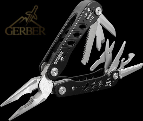 GERBER-Multi-Plier + sheath - ref. EVO-22-41771