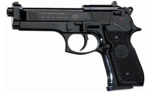 Beretta 92 FS CO2 pistol .177in