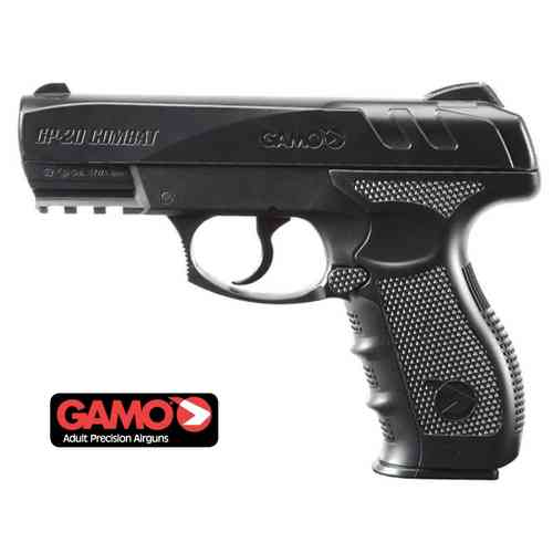 Gamo GP-20 Combat CO2 Pistol .173in - 4,4mm