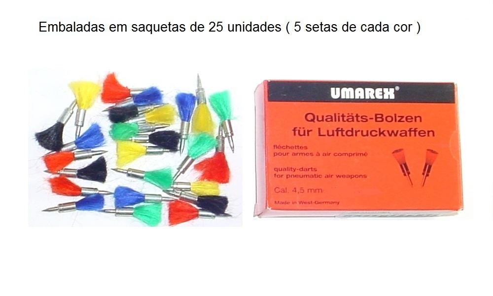 Umarex Steel darts for airguns  177