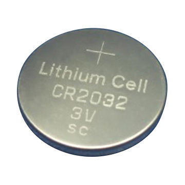 EURES Lithium Button Cell Batteries 6x CR2032 3 Volt - 220mAh