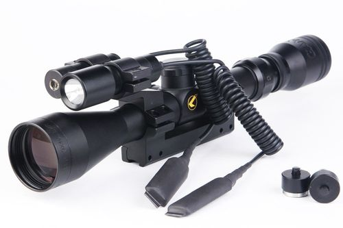 "Riflescope Gamo mod. VE 3-9x 40mm WR - ""Vampir"""