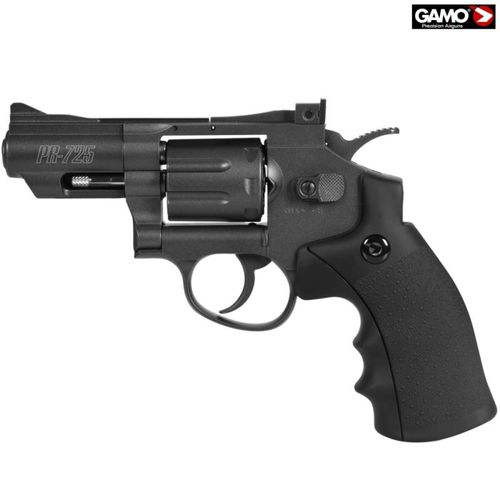 Gamo PR-725 - Revolver Gamo CO2 action