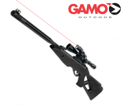 Gamo Whisper Maxxim Vampir  ( with riflescope ) - 23 Joule - .22cal