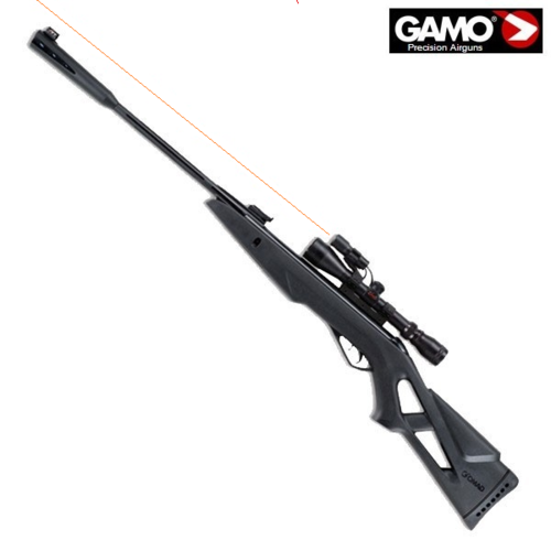 Gamo Airgun, Whisper X VH ( VH 3-9x 40mm WR )