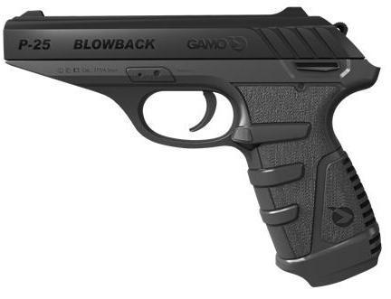 Pistola Gamo - P-25 Blowback a CO2 - Semi-automática