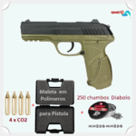 PT-85 co2 Blowback pistol  by Gamo