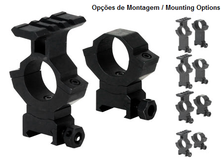 BSA Ring Mounts ( # VBSTSTRA - 1,181in )