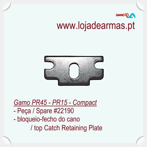 Gamo - Trava do Cano - ref. 22190 - Compact | PR45 | PR15
