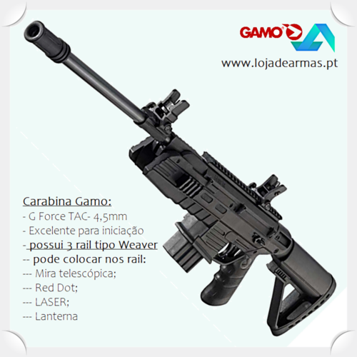 Gamo G - Force TAC .177in