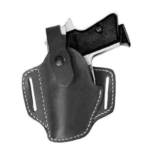 Vega - HC180 Leather Pancake Holster ( Left Hand )