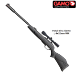 "Gamo Black Fusion .IGT Mach 1 - .177"" / 4,5mm ( with riflescope Gamo 4x32 )"