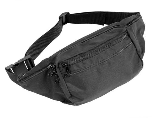 Nylon waist pack with holster Concealment holsters