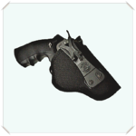Vega - Inside Belt Holster Nylon IU252 REVOLVER K-Frame 2-2,5 in
