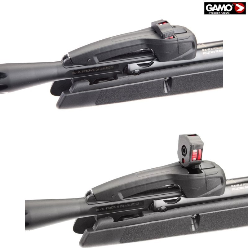 Gamo Replay 10 Maxxim 23,9 Joule - with magazine 10 pellets  177cal with  riflescope 4x 32mm
