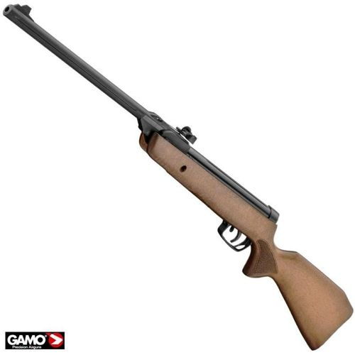 Gamo Junior Delta spring airgun wood stock.177""