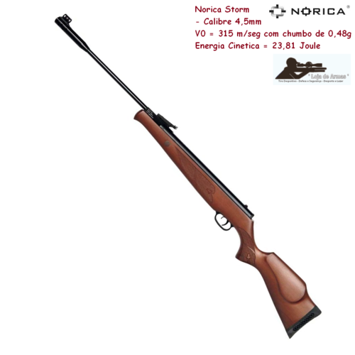 Norica-Storm .177in Norica airgun