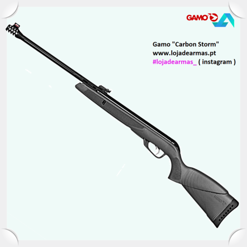 Gamo Carbon Storm .177in / 4,5mm