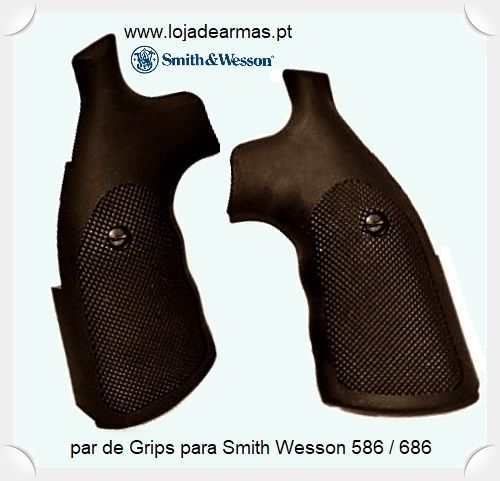 Grips para SMITH & WESSON 586/686-completos