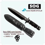 Knife SOG SCUBA-DEMO 2.0 SSD01-L