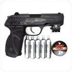 PT-85 co2 Blowback LASER pistol  by Gamo