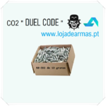 CO2 cylinders 12 grams Duel Code pack 50 ( only Portugal )