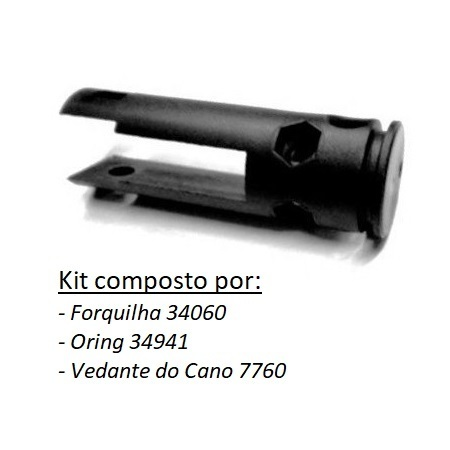 Gamo Barrel Housing #34060 400 / 610 series with oring and barrel seal