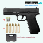 "Stinger 2022.177"" / 4,5mm BBs CO2 pistol with CO2 and BBs"
