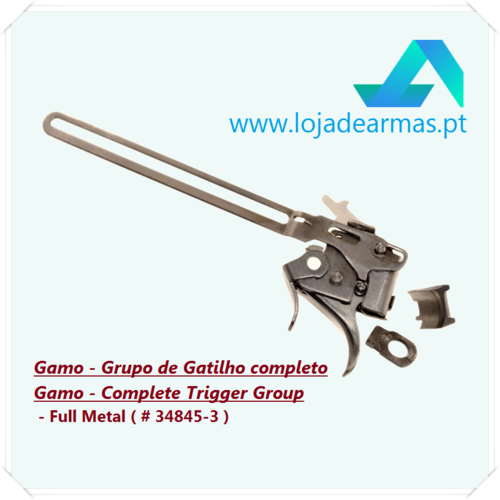 Gamo - Trigger Group complete full metal #34845